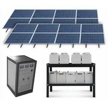 3kW-Solar-Power-System